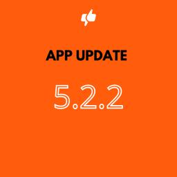 App Update 5.2.2