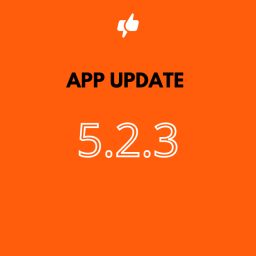 App Update- 5.2.3